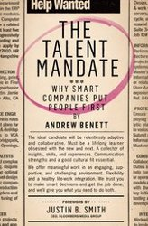 THE TALENT MANDATE by Andrew Benett with Ann O