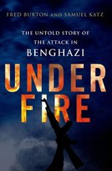 UNDER FIRE by Fred Burton and Samuel M. Katz