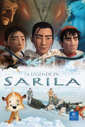 THE LEGEND OF SARILA by Marielle Bernard
