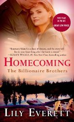 HOMECOMING by Lily Everett
