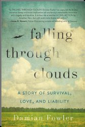 FALLING THROUGH CLOUDS by Damian Fowler
