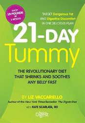 21-DAY TUMMY by Liz Vaccariello