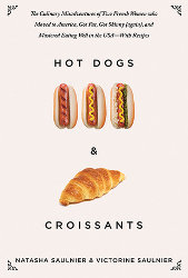 HOT DOGS AND CROISSANTS by Natasha & Victorine Saulnier