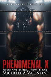 PHENOMENAL X by Michelle Valentine