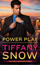 POWER PLAY by Tiffany Snow