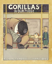 GORILLAS IN OUR MIDST by Richard Fairgray & Terry Jones