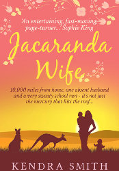 JACARANDA WIFE by Kendra Smith