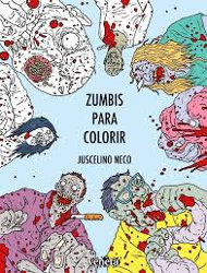 ZOMBIES COLORING BOOK