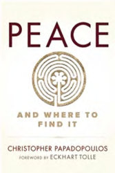 PEACE AND WHERE TO FIND IT by Christopher Papadopoulos