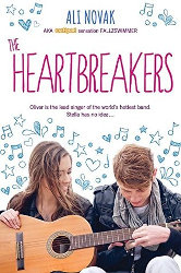 THE HEARTBREAKERS by Ali Novak