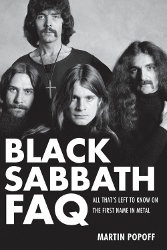BLACK SABBATH FAQ by Martin Popoff