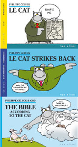 LE CHAT / bestselling cartoon character by Philippe Geluck