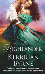THE HIGHLANDER by Kerrigan Byrne