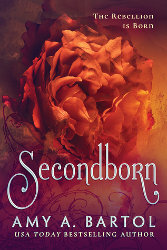 SECONDBORN by Amy A Bartol
