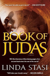 THE BOOK OF JUDAS by Linda Stasi