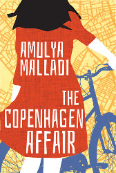 THE COPENHAGEN AFFAIR by Amulya Malladi